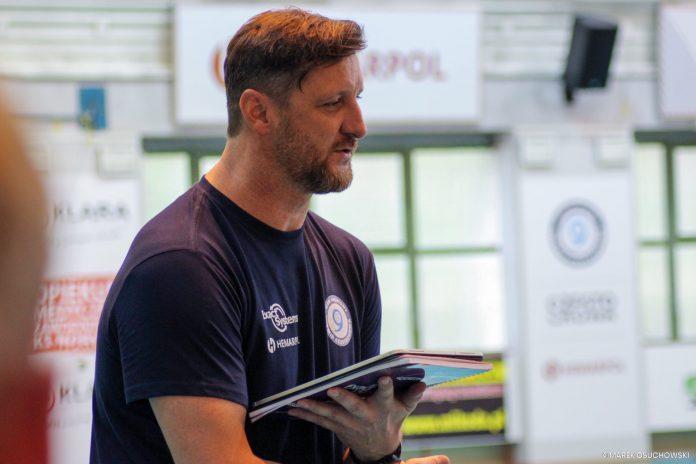 Siatkarze Exact Systems Norwid pod okiem trenera Piotra Gruszki rozpoczęli przygotowania do nowego sezonu 5