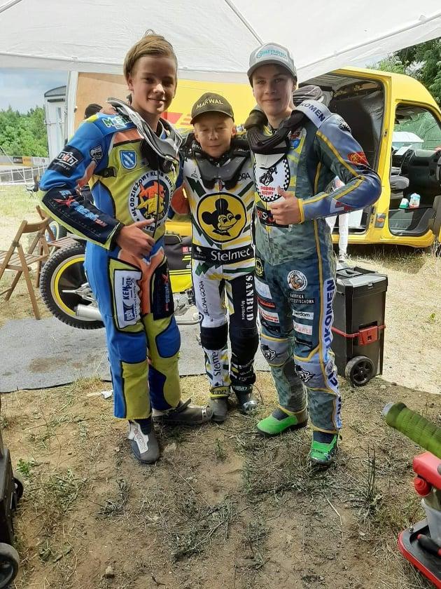 UKS Speedway Rędziny 3