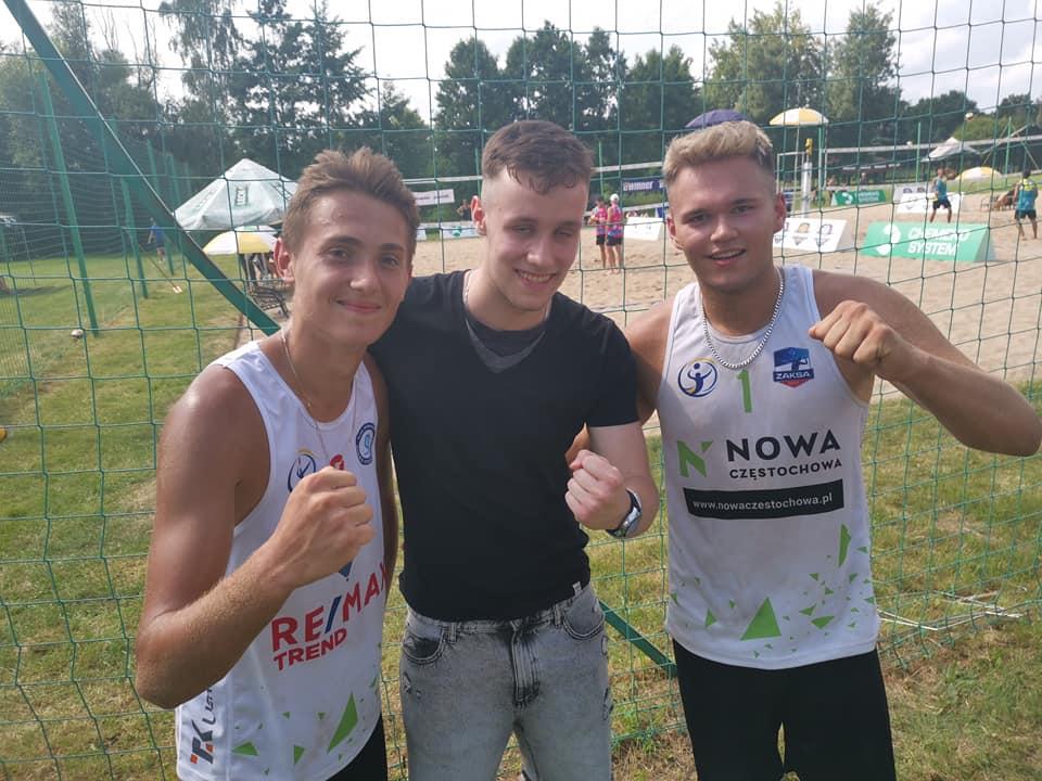 Historyczny sukces! Trzy pary z Częstochowy zagrają w turnieju finałowym mistrzostw Polski juniorów 5