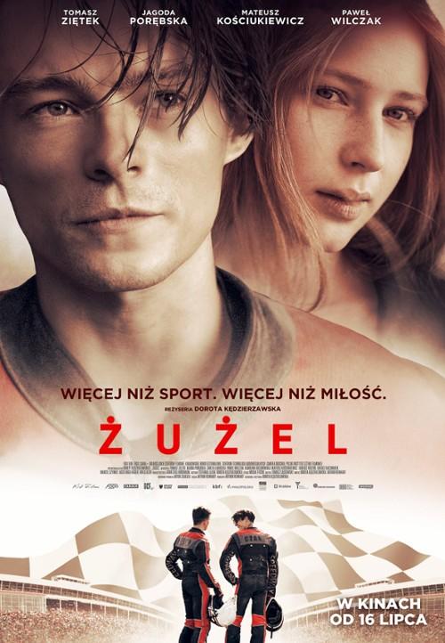 """Widzieliście już film """"Żużel""""? Zdjęcia powstawały także na stadionie Włókniarza Częstochowa 2"""