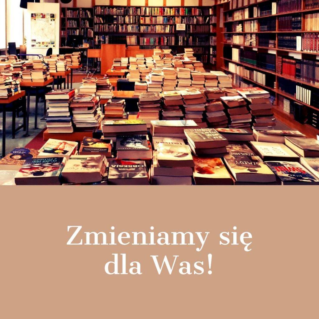 Wypożyczalnia Biblioteki Głównej w Częstochowie będzie nieczynna. Niebawem rozpocznie się remont 1