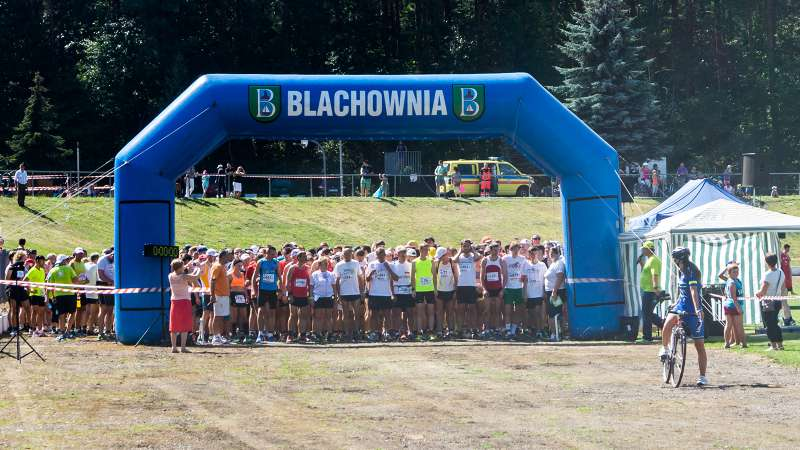 XIX Ogólnopolski Bieg Przełajowy w Blachowni 29 sierpnia 2021 1