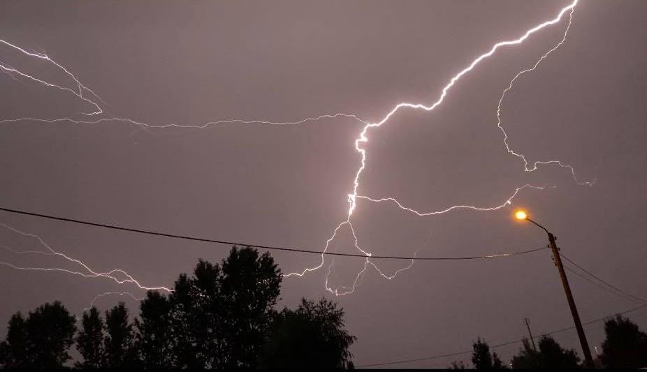 Nad Polskę nadciąga znów fala upałów, którym będą towarzyszyć burze i opady deszczu 1