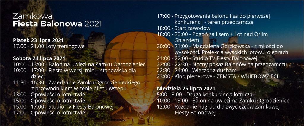 Pomysł na najbliższy weekend? II Zamkowa Fiesta Balonowa w Ogrodzieńcu 5