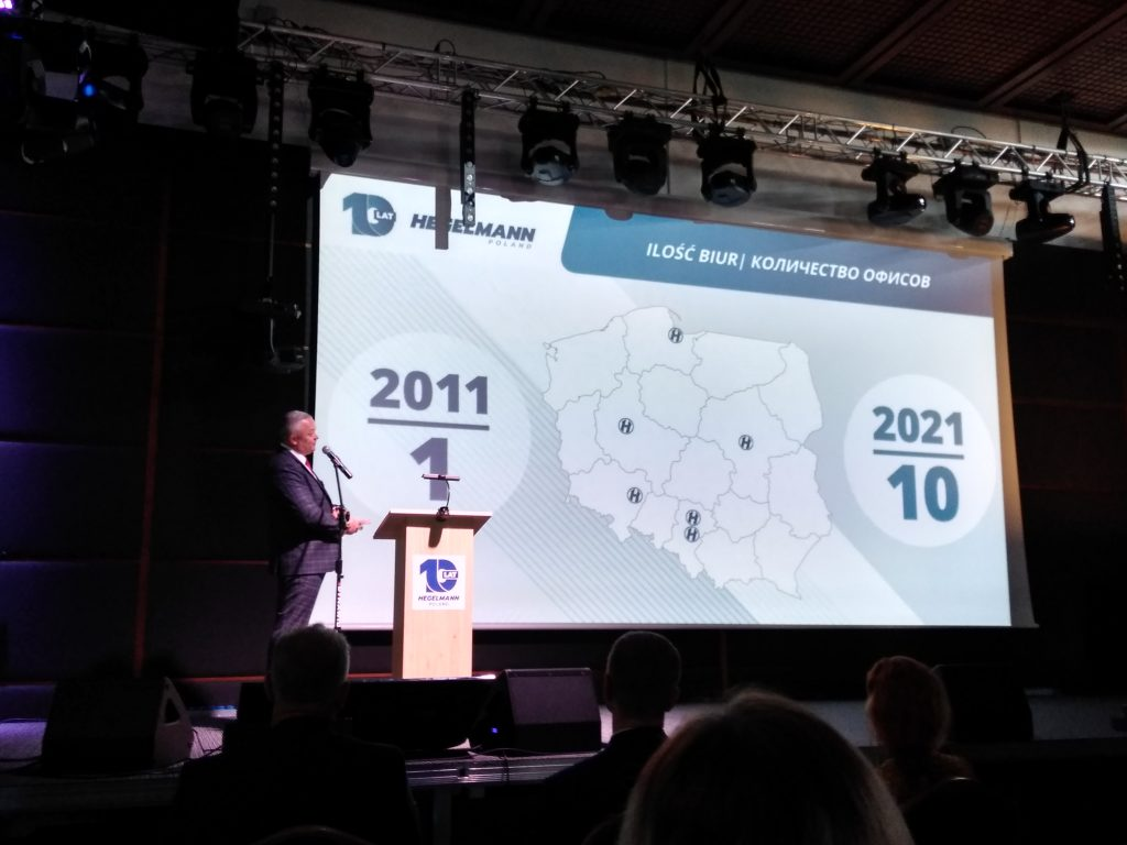 10 lat sukcesów i dynamicznego rozwoju – jubileusz spółki Hegelmann Poland 1