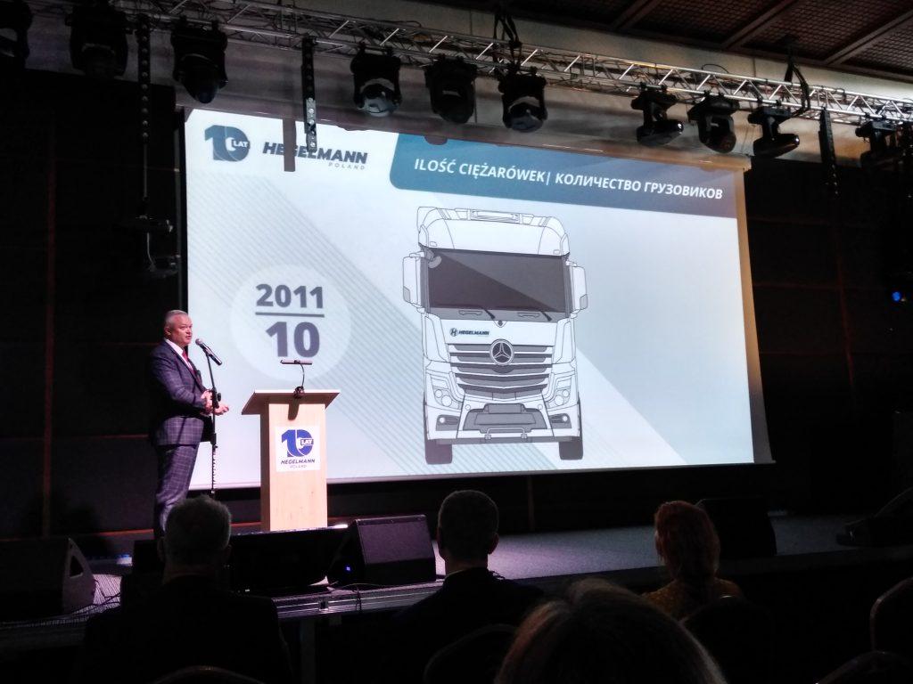 10 lat sukcesów i dynamicznego rozwoju – jubileusz spółki Hegelmann Poland 2