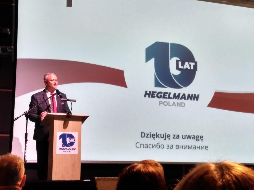 10 lat sukcesów i dynamicznego rozwoju – jubileusz spółki Hegelmann Poland 4