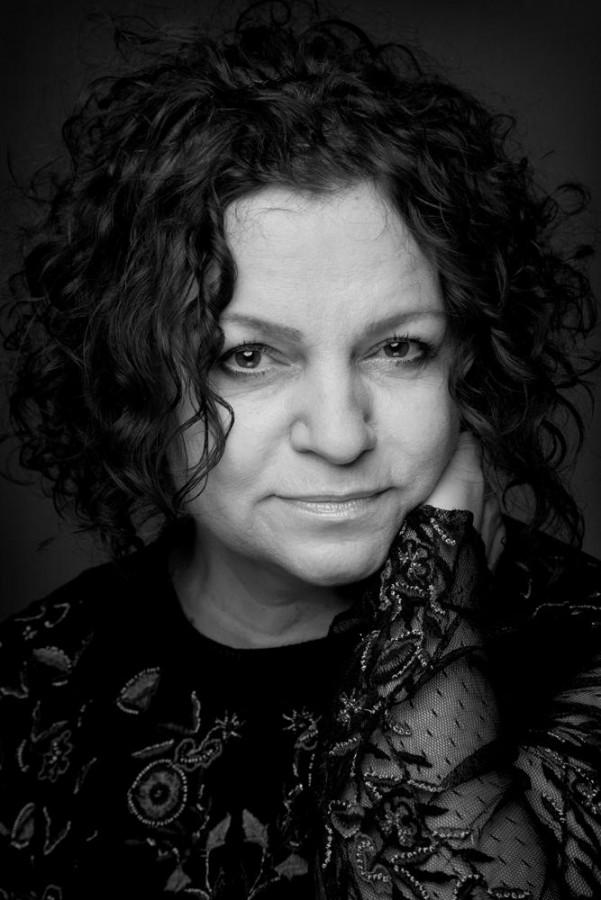 """Aktorka częstochowskiego teatru Małgorzata Marciniak w serialu """"Kruk. Czorny Woron nie śpi"""" 1"""