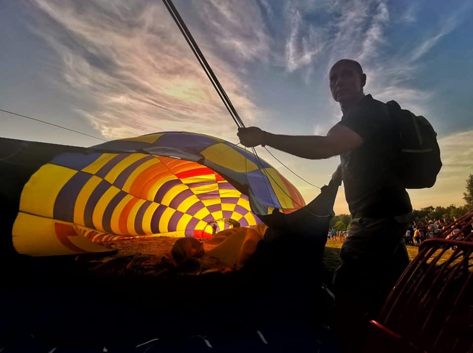 mistrzostwa balonowe 2021 Olsztyn 4
