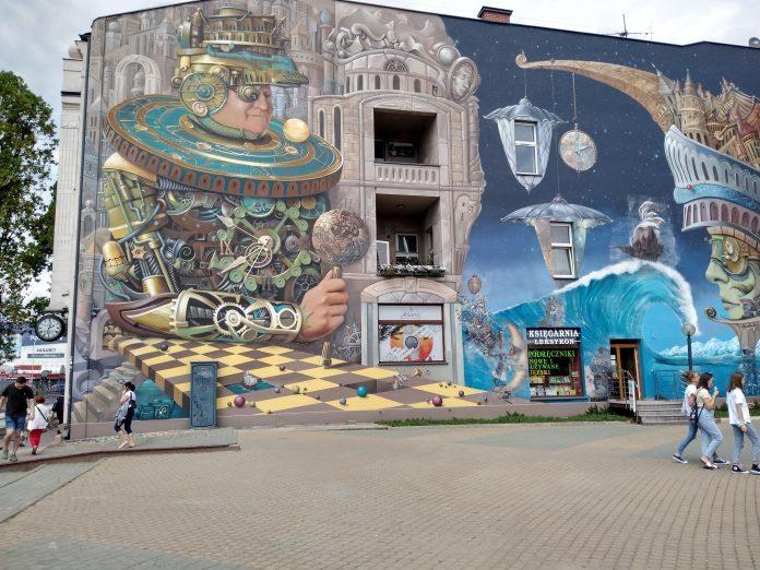 Murale sposobem na upiększanie miast 18