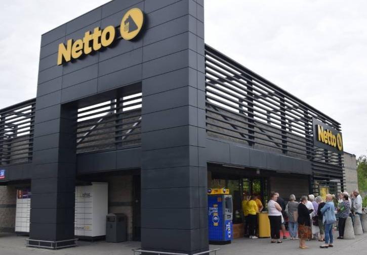 Nowy sklep Netto w Częstochowie 1