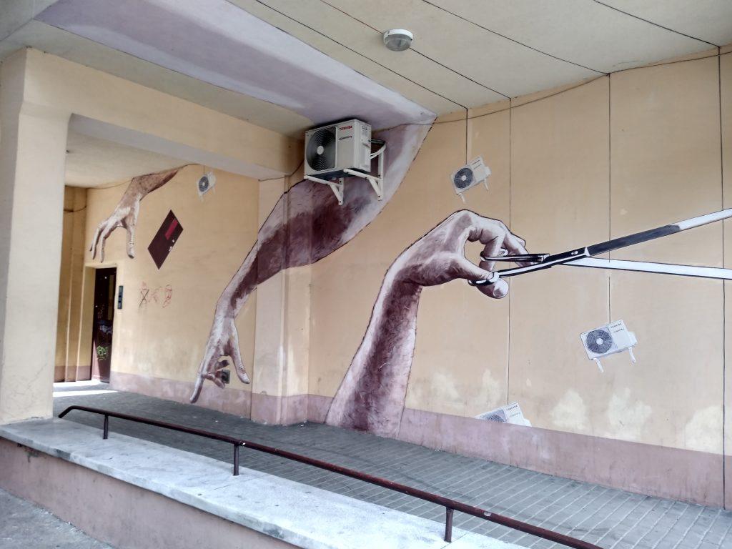 Murale sposobem na upiększanie miast 4