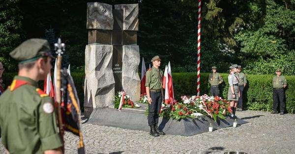77. Rocznica Wybuchu Powstania Warszawskiego 1