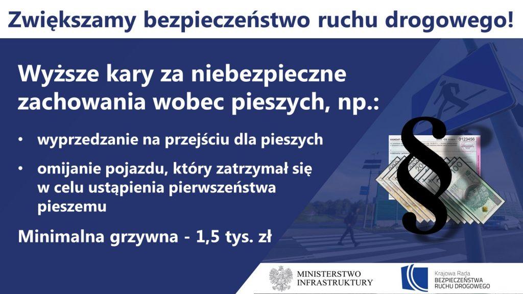 Piraci drogowi i pijani kierowcy mają być ostrzej karani. Rząd szykuje zmiany w prawie 3