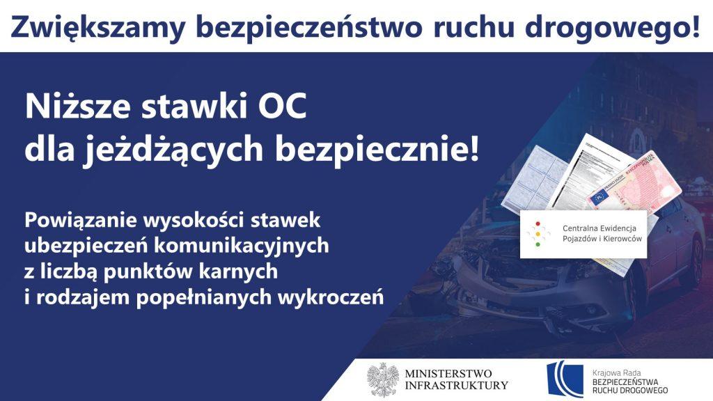 Piraci drogowi i pijani kierowcy mają być ostrzej karani. Rząd szykuje zmiany w prawie 5