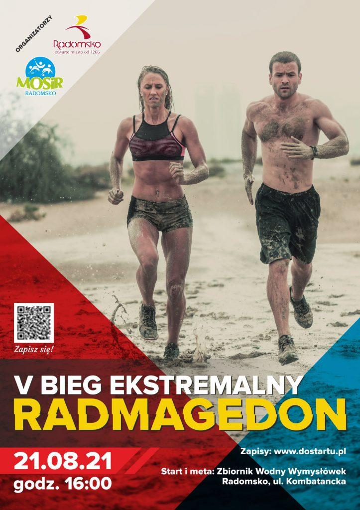 Miasto Radomsko zaprasza na Radmagedon 1