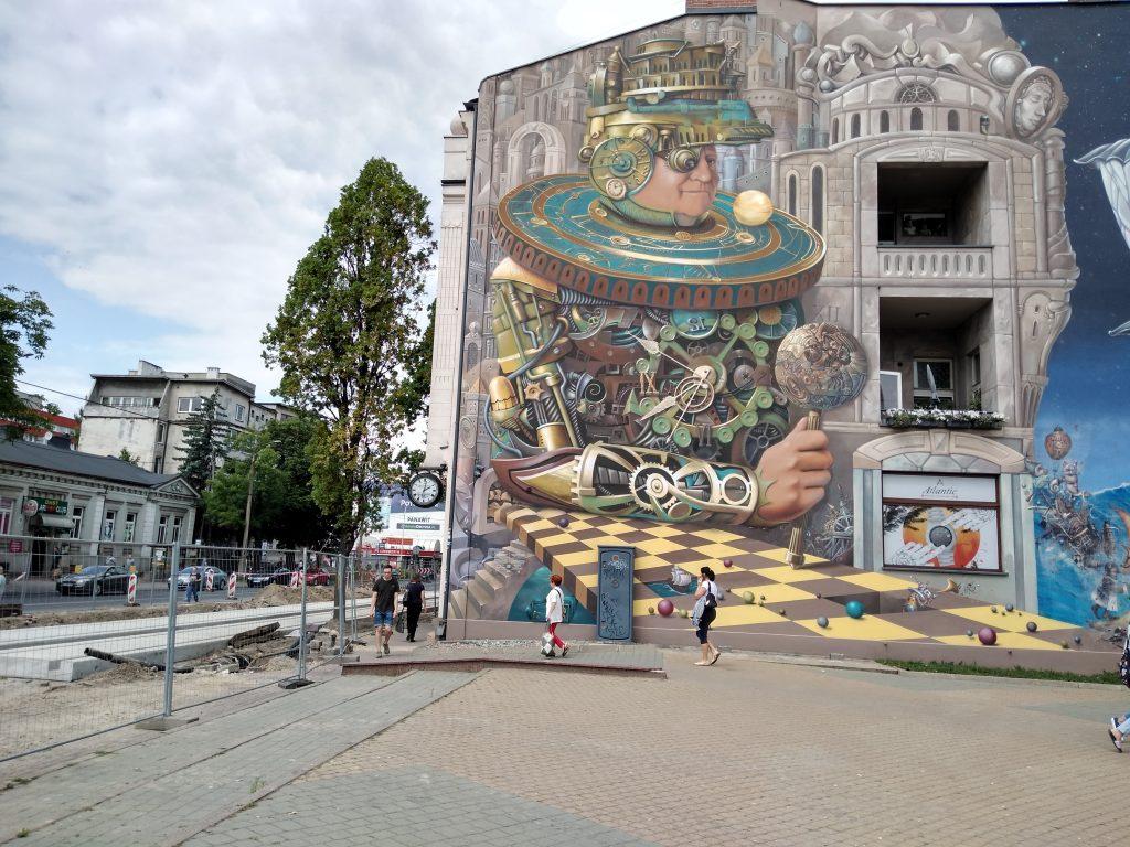 Murale sposobem na upiększanie miast 9