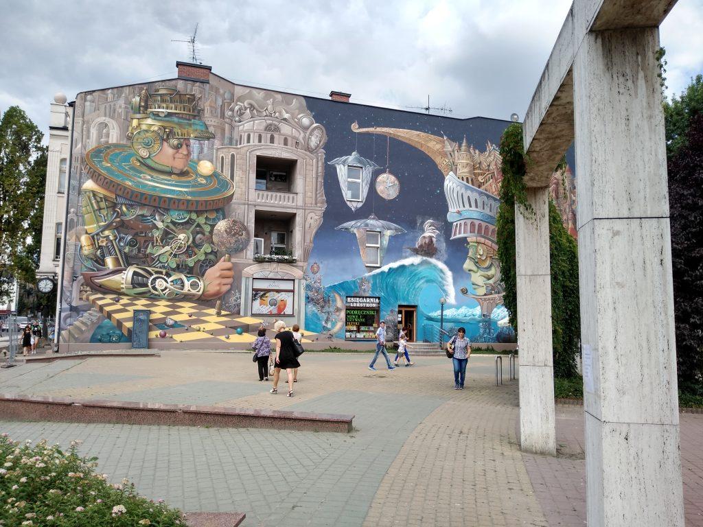 Murale sposobem na upiększanie miast 10