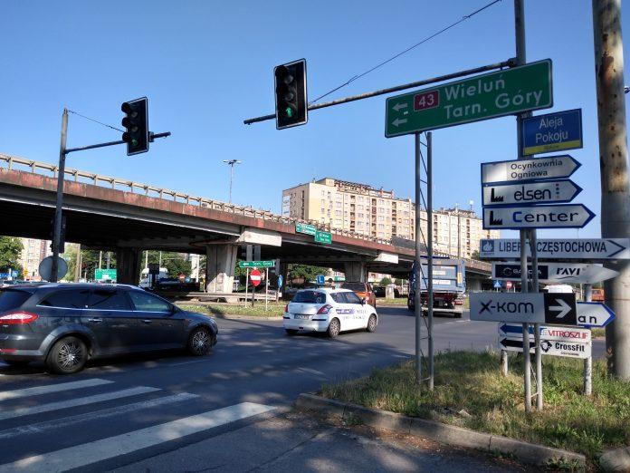 """""""Gierkówka"""" w Częstochowie do przebudowy. Remont rusza w poniedziałek 10"""