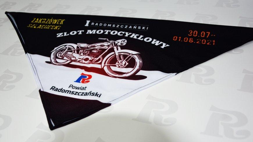 Miasto Radomsko oraz Motocykliści Czarny Radomsko serdecznie zapraszają na I Radomszczański Zlot Motocyklowy 1