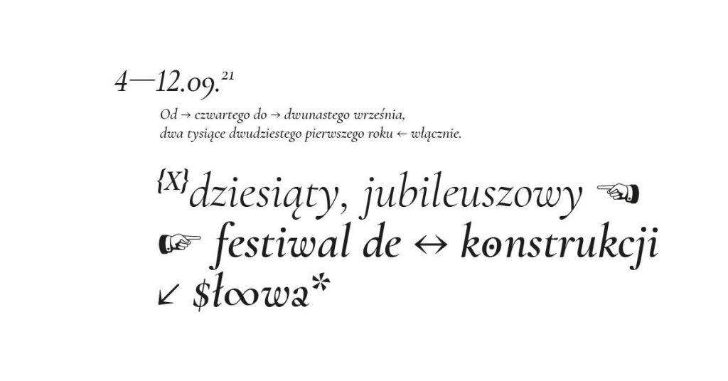 """Festiwal Czytaj!"""" w Częstochowie. Organizatorzy zdradzają gości jubileuszowej edycji 2"""