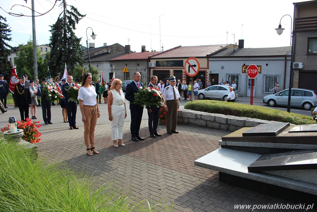 100 – lecie Powstań Śląskich w Kłobucku 11
