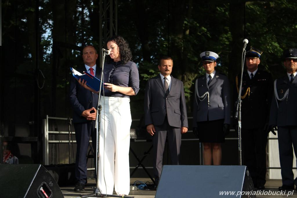 100 – lecie Powstań Śląskich w Kłobucku 16