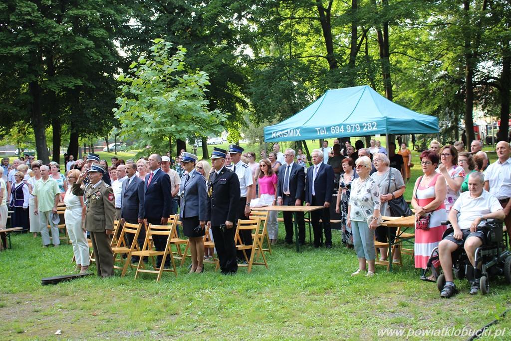 100 – lecie Powstań Śląskich w Kłobucku 25