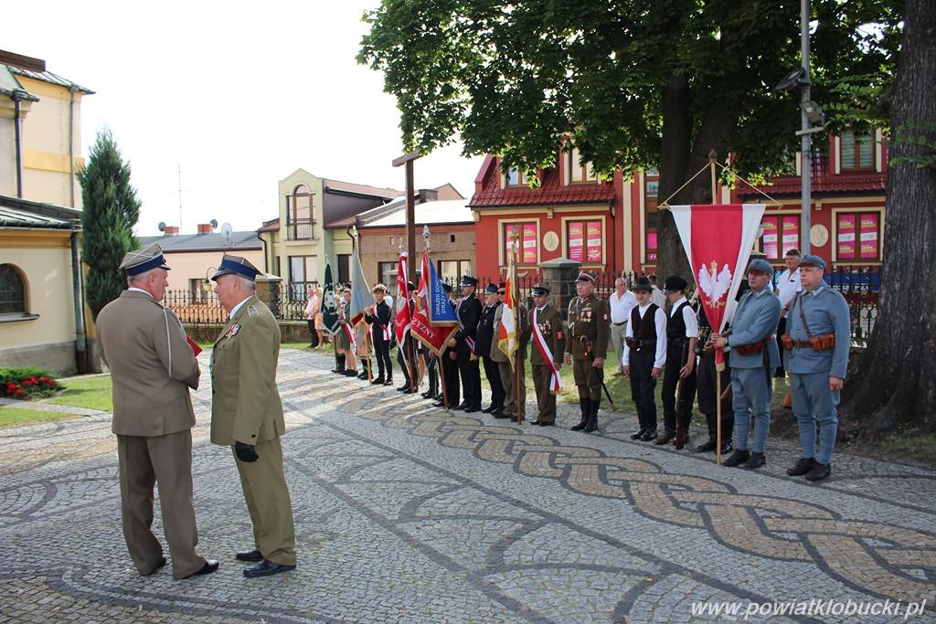 100 – lecie Powstań Śląskich w Kłobucku 8