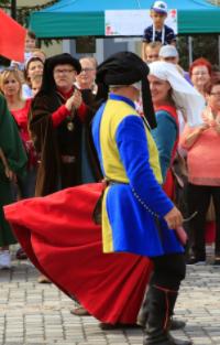Impreza plenerowa Łowy Króla Kazimierza w Przedborzu 12