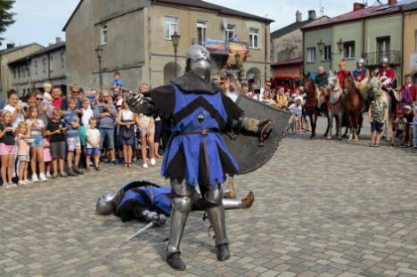 Impreza plenerowa Łowy Króla Kazimierza w Przedborzu 20