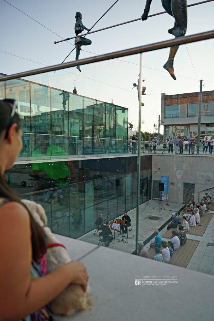 Letni Jurajski Festiwal Muzyczny na półmetku. Lipiec zwieńczył koncert na Starym Rynku 7