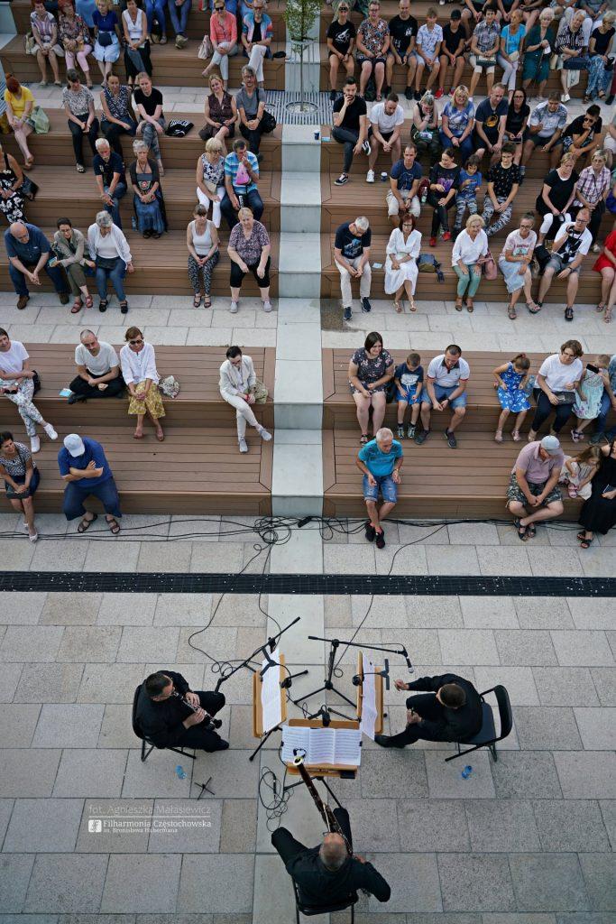 Letni Jurajski Festiwal Muzyczny na półmetku. Lipiec zwieńczył koncert na Starym Rynku 6