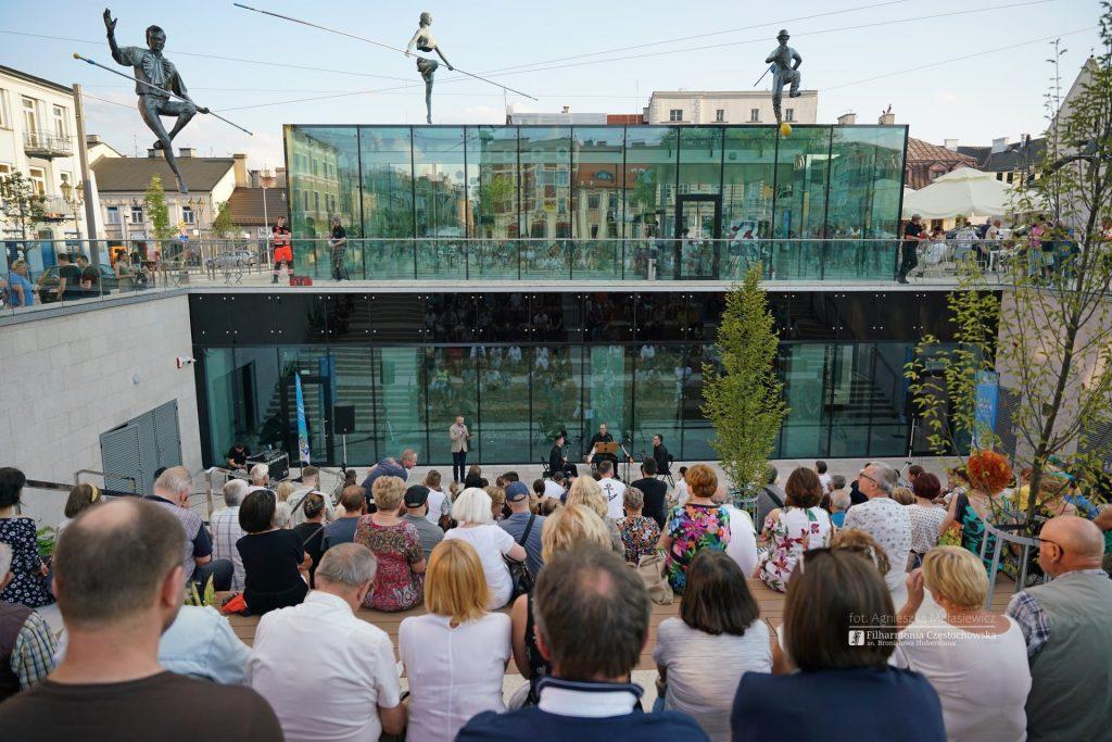 Letni Jurajski Festiwal Muzyczny na półmetku. Lipiec zwieńczył koncert na Starym Rynku 4