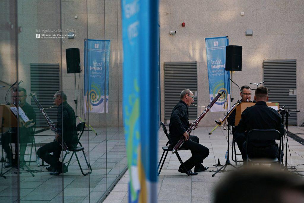 Letni Jurajski Festiwal Muzyczny na półmetku. Lipiec zwieńczył koncert na Starym Rynku 5
