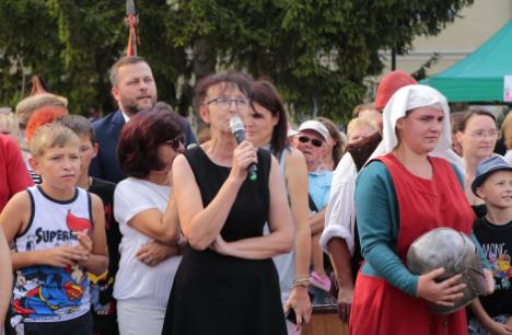 Impreza plenerowa Łowy Króla Kazimierza w Przedborzu 24