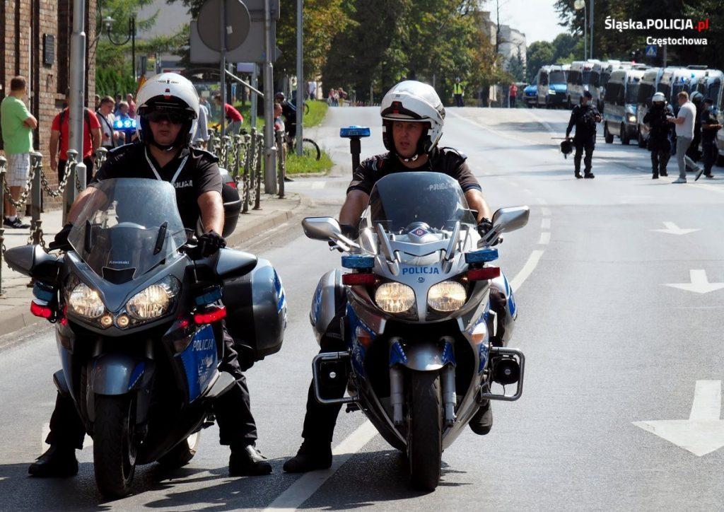 Częstochowska policja podsumowuje sobotni Marsz Równości 11