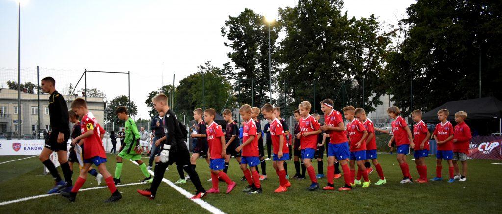 Raków przegrywa w finale z Lechem Poznań - Turniej Tadex Cup 2021 8