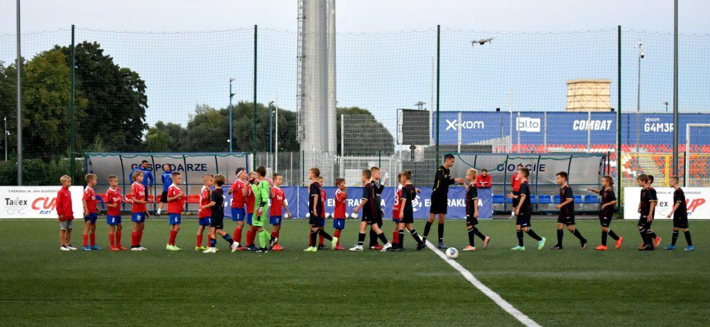 Raków przegrywa w finale z Lechem Poznań - Turniej Tadex Cup 2021 7