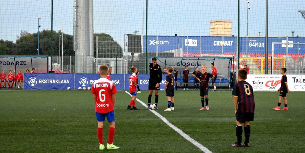 Raków przegrywa w finale z Lechem Poznań - Turniej Tadex Cup 2021 15