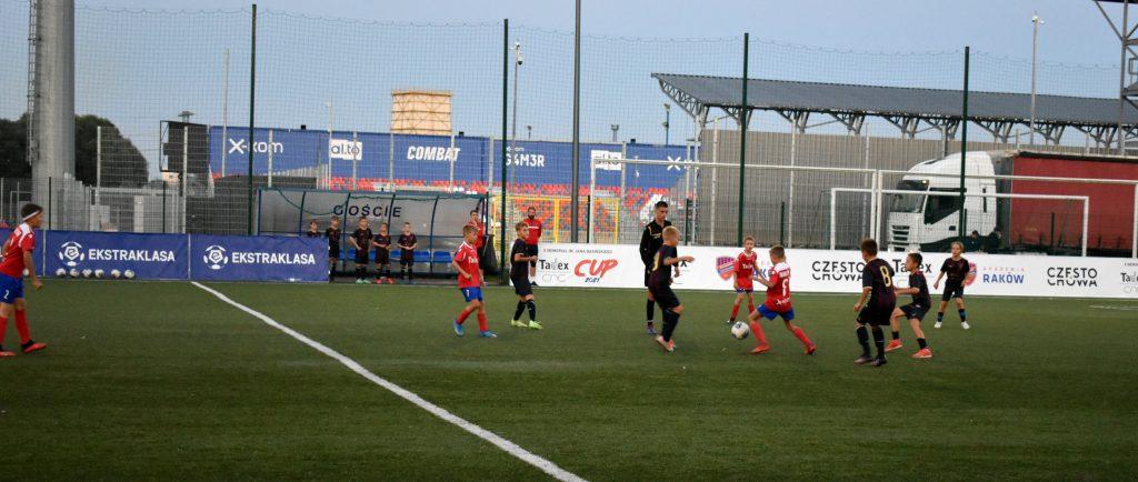Raków przegrywa w finale z Lechem Poznań - Turniej Tadex Cup 2021 14