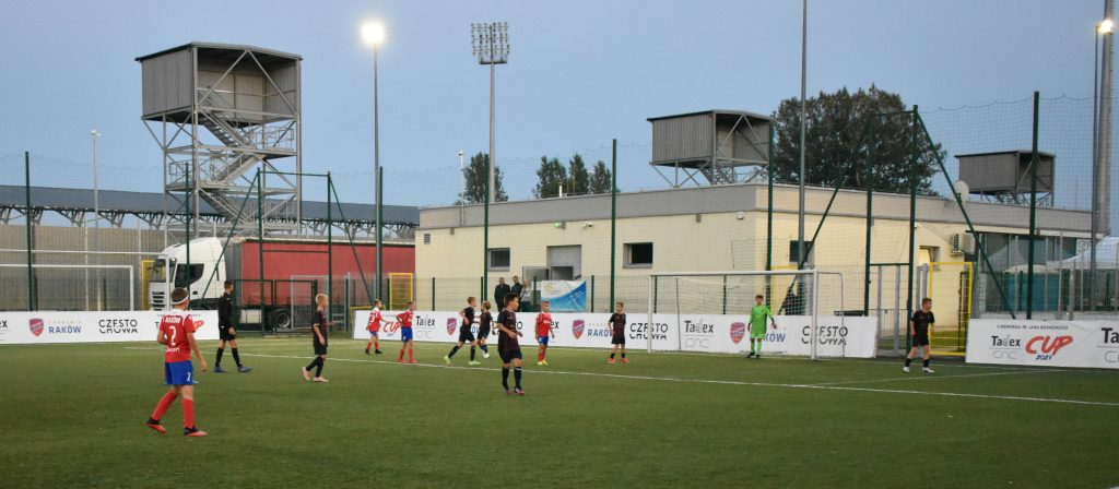 Raków przegrywa w finale z Lechem Poznań - Turniej Tadex Cup 2021 13