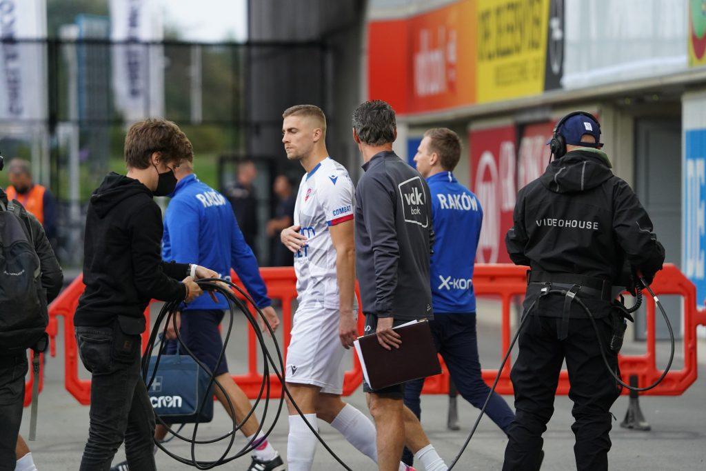 KAA Gent powstrzymało marsz Rakowa w europejskich pucharach 9