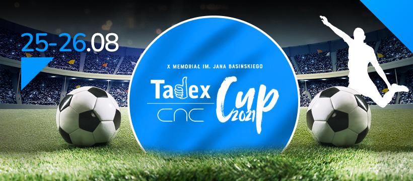 Zapraszamy na Tadex Cup 2021 1