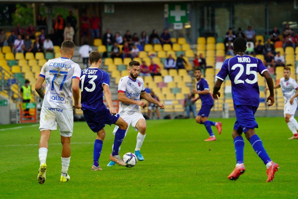 Raków wygrał z KAA Gent i jest coraz bliżej awansu do fazy grupowej Ligi Konferencji UEFA!!! 1