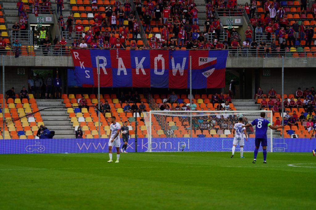 Raków wygrał z KAA Gent i jest coraz bliżej awansu do fazy grupowej Ligi Konferencji UEFA!!! 15