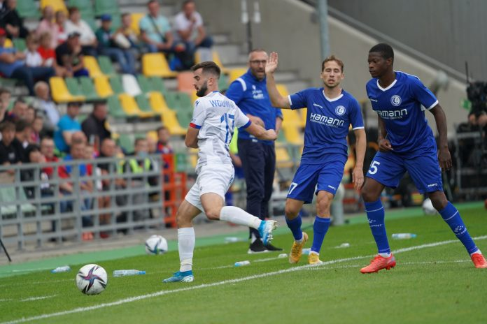 Raków wygrał z KAA Gent i jest coraz bliżej awansu do fazy grupowej Ligi Konferencji UEFA!!! 17