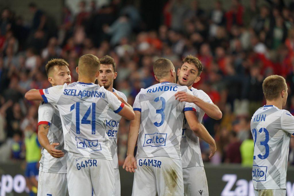 Raków wygrał z KAA Gent i jest coraz bliżej awansu do fazy grupowej Ligi Konferencji UEFA!!! 12