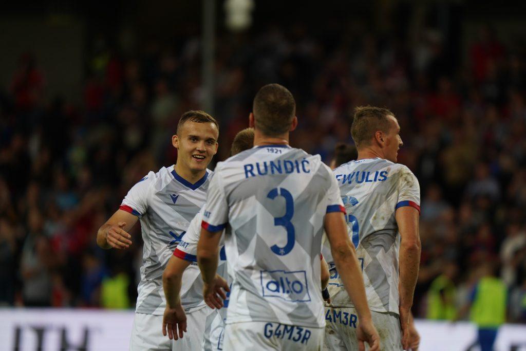 Raków wygrał z KAA Gent i jest coraz bliżej awansu do fazy grupowej Ligi Konferencji UEFA!!! 11