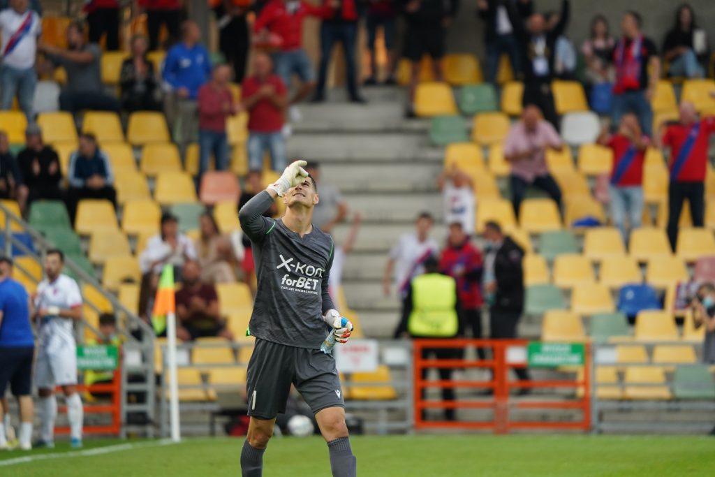 Raków wygrał z KAA Gent i jest coraz bliżej awansu do fazy grupowej Ligi Konferencji UEFA!!! 10